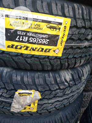 265/65/17 Dunlop All Kinds of Dunlop Car and Jeep Tyres   Vehicle Parts & Accessories for sale in Lagos State, Lekki