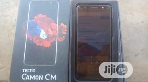 Tecno Camon CM 16 GB Black | Mobile Phones for sale in Ekiti State, Ado Ekiti