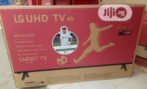 "Brand New LG 65""Inch Smart Internet Uhd 4K TV Fullhd Ready | TV & DVD Equipment for sale in Lagos State, Ojo"