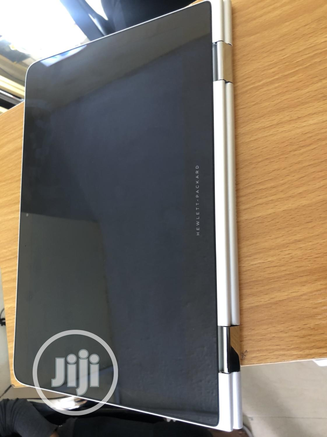 Laptop HP Spectre X360 13t 8GB Intel Core I5 SSD 256GB   Laptops & Computers for sale in Wuse 2, Abuja (FCT) State, Nigeria
