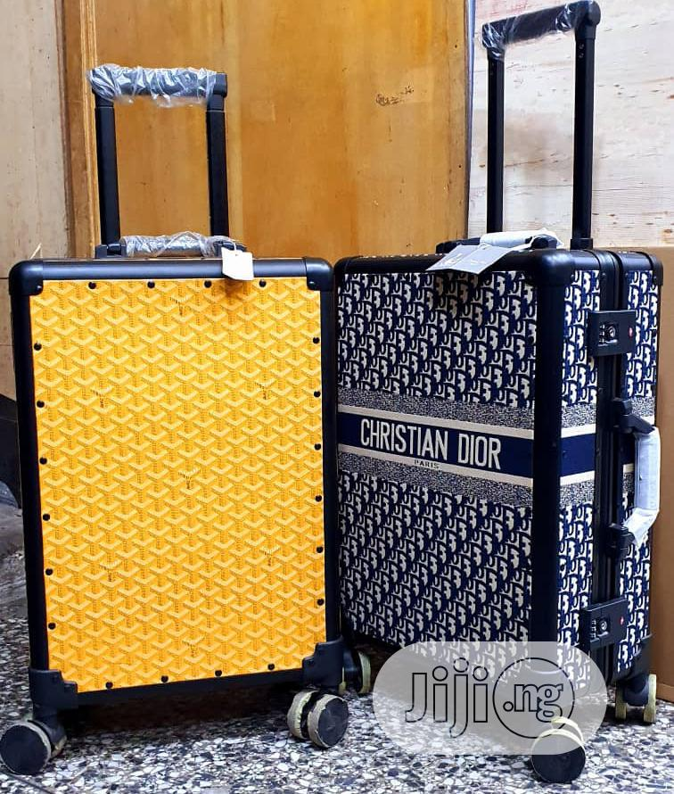 Christian Dior Suitcase Traveling Bags | Bags for sale in Lagos Island (Eko), Lagos State, Nigeria