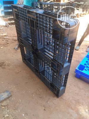 Black Plastic Pallets For Storage | Store Equipment for sale in Lagos State, Agege