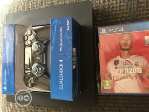 Uk Used Playstation 4 Slim With Fifa 21 + 7 Free Games | Video Game Consoles for sale in Abuja (FCT) State, Wuse 2