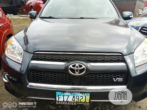 Toyota RAV4 2010 3.5 Limited 4x4 Gray | Cars for sale in Lagos State, Apapa