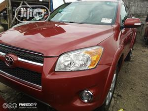 Toyota RAV4 2011 3.5 Limited 4x4 Red | Cars for sale in Lagos State, Apapa