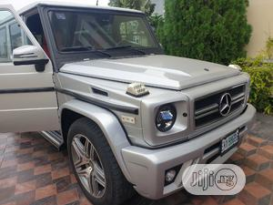 Mercedes-Benz G-Class 2004 Silver   Cars for sale in Lagos State, Ikeja