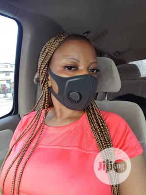 Fashion Nose Mask. Its Spong Mask With Valve | Safetywear & Equipment for sale in Lagos State, Maryland
