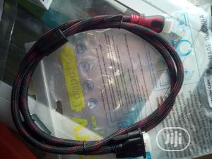 Hdmi To Vga Cable | Accessories & Supplies for Electronics for sale in Lagos State, Ajah