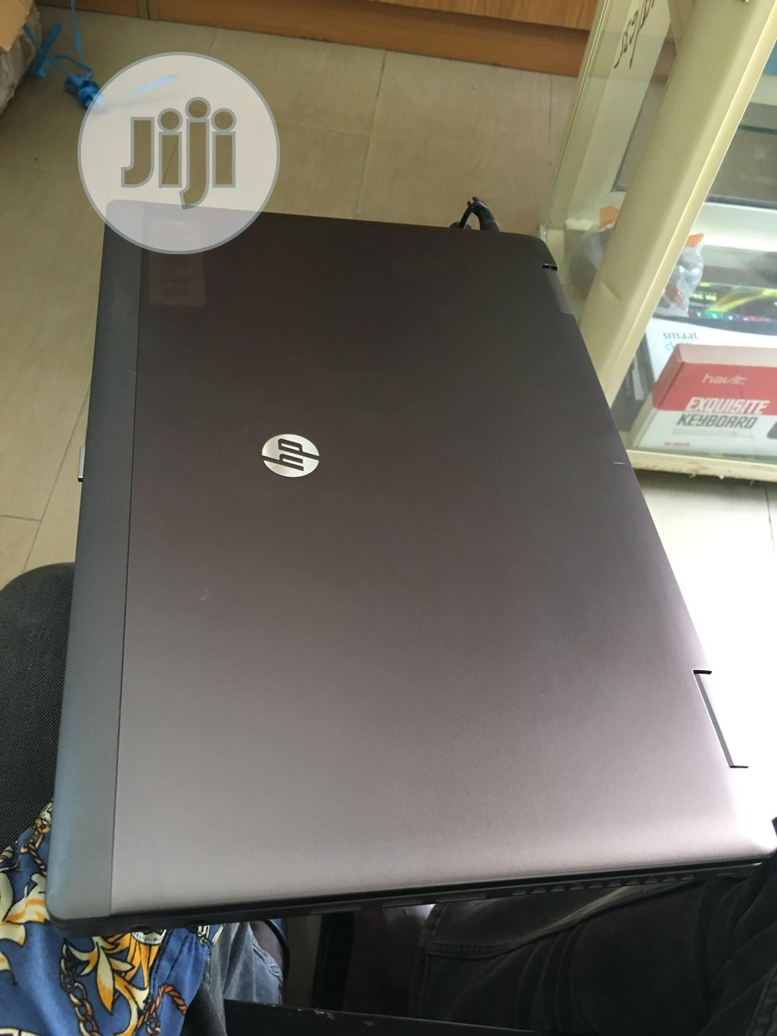 Laptop HP ProBook 6470B 4GB Intel Core I5 HDD 320GB   Laptops & Computers for sale in Wuse 2, Abuja (FCT) State, Nigeria
