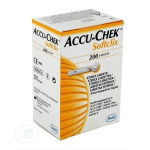 Lancet/ Accu-chek Softclix Lancets | Medical Supplies & Equipment for sale in Lagos State, Mushin