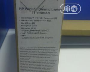 New Laptop HP Pavilion Gaming 15 2019 16GB Intel Core i7 HDD 1T | Laptops & Computers for sale in Lagos State, Ikeja