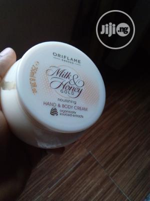 Milk and Honey Body Cream-250ml | Bath & Body for sale in Lagos State, Ikeja