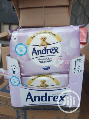 Andrex Toilet Wipes X 12packs | Bath & Body for sale in Lagos State, Oshodi