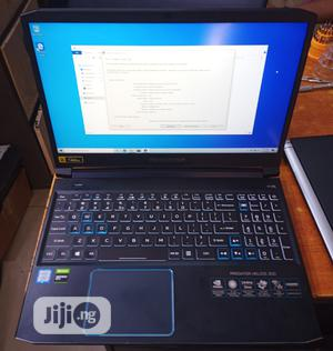 Laptop Acer Predator Helios 300 16GB Intel Core I7 SSD 512GB   Laptops & Computers for sale in Lagos State, Ikeja