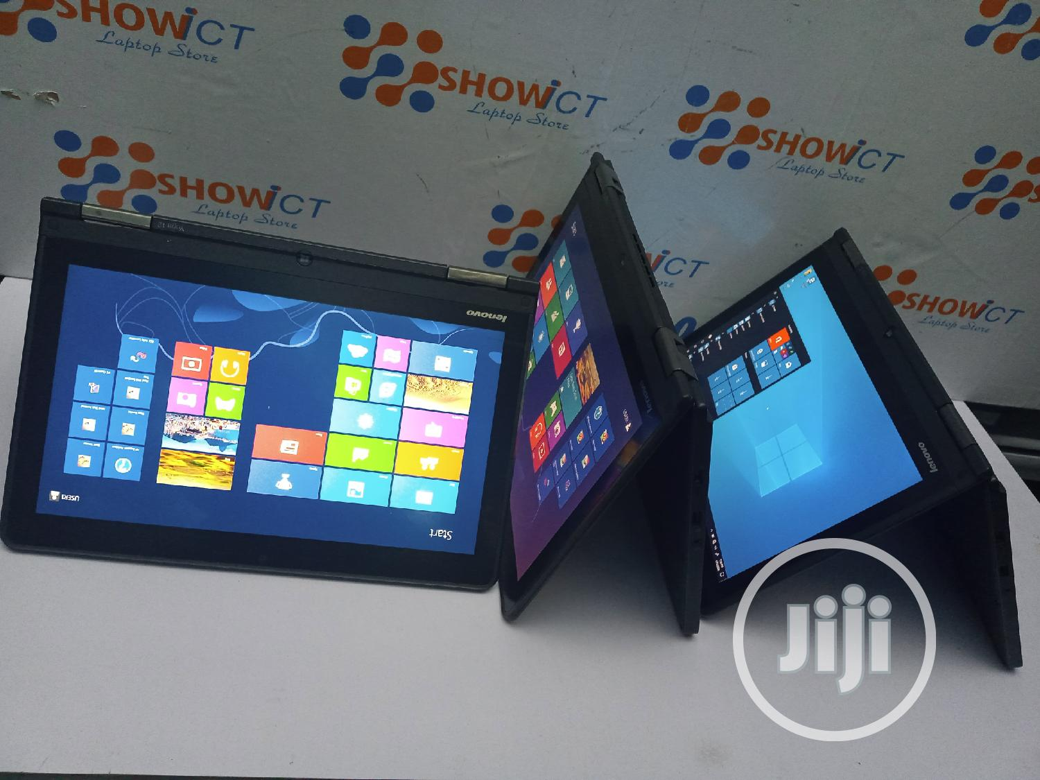 Laptop Lenovo ThinkPad Yoga 8GB Intel Core I5 HDD 500GB | Laptops & Computers for sale in Maryland, Lagos State, Nigeria