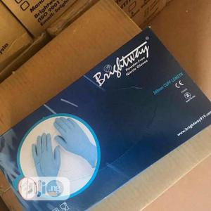 POWDER FREE Latex and Nitrile Hand Gloves | Medical Supplies & Equipment for sale in Lagos State, Lagos Island (Eko)