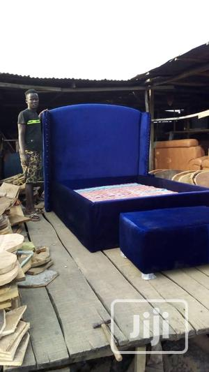 Modern Bed Frames | Furniture for sale in Lagos State, Ikorodu