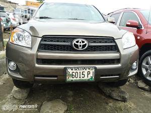 Toyota RAV4 2010 2.5 Limited Beige | Cars for sale in Lagos State, Apapa