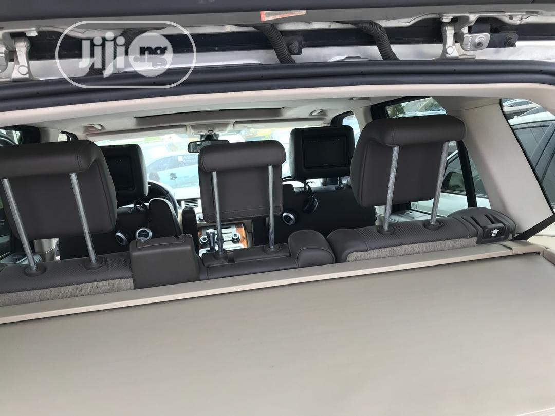 Land Rover Range Rover Sport 2011 HSE 4x4 (5.0L 8cyl 6A)   Cars for sale in Apapa, Lagos State, Nigeria