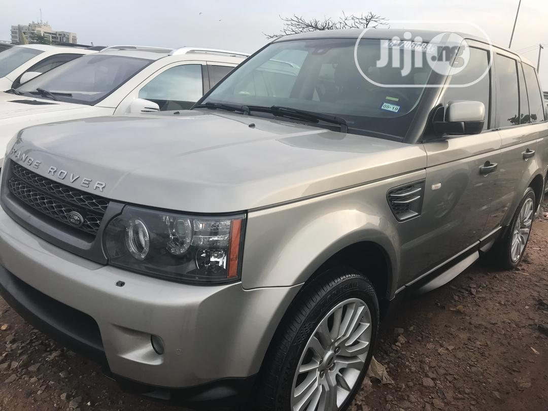 Land Rover Range Rover Sport 2011 HSE 4x4 (5.0L 8cyl 6A)