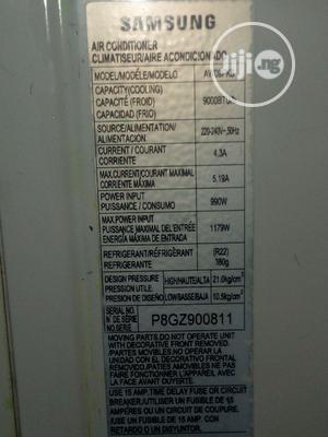Samsung 1hsp Silver Nano Window Unit | Home Appliances for sale in Lagos State, Ojodu