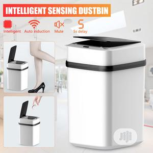 Automatic Smart Touch-Free Motion Sensor Trash Box | Home Accessories for sale in Lagos State, Ikeja