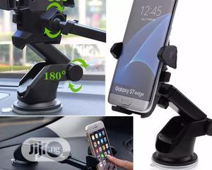 Automatic Car Phone Holder Stand Mobile Phone Holder   Vehicle Parts & Accessories for sale in Lagos State, Ikeja