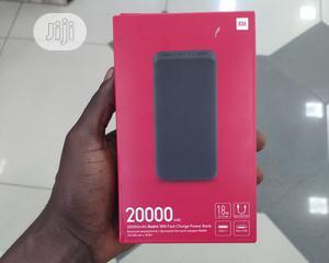 Original Redmi 20000mah Powerbank - Black   Accessories for Mobile Phones & Tablets for sale in Lagos State, Ikeja