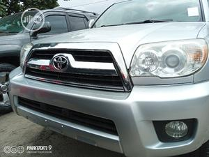 Toyota 4-Runner 2007 Limited 4x4 V6 Silver | Cars for sale in Lagos State, Apapa