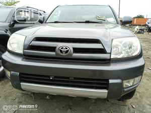Toyota 4-Runner 2005 Limited V6 4x4 Gray   Cars for sale in Lagos State, Apapa