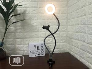 Selfie Ring Light With Mobile Phone Holder   Accessories for Mobile Phones & Tablets for sale in Lagos State, Ikeja