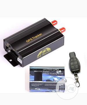 GSM/GPRS/GPS Tracker. Vehicle Tracking System. | Vehicle Parts & Accessories for sale in Lagos State, Ikeja