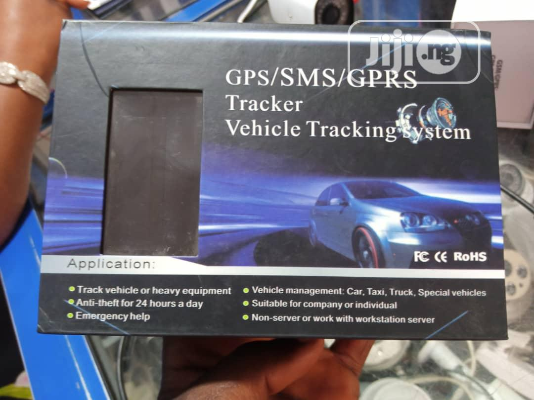 GSM/GPRS/GPS Tracker. Vehicle Tracking System.   Vehicle Parts & Accessories for sale in Ikeja, Lagos State, Nigeria