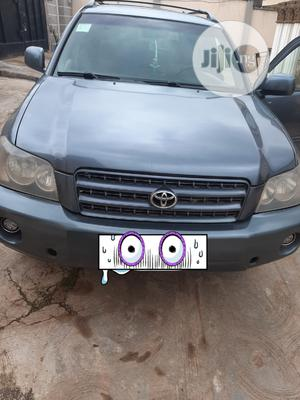 Toyota Highlander 2003 Gray   Cars for sale in Oyo State, Ibadan