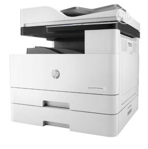 HP Laserjet MFP M436N A3 All In One Printer (Black&White)   Printers & Scanners for sale in Lagos State, Ikeja