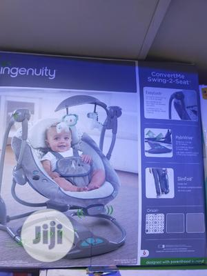 Converitme Swing-2-seat   Prams & Strollers for sale in Lagos State, Oshodi