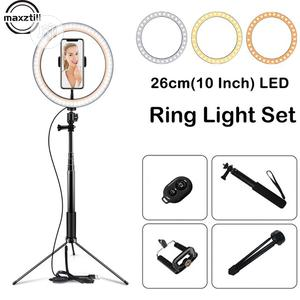 10 Inch Selfie Light Stick With Led Ring Light Tripod Stand   Accessories for Mobile Phones & Tablets for sale in Lagos State, Ajah