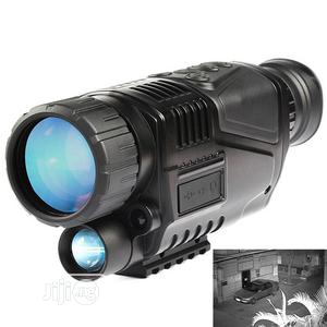 5x40 Night Vision Digital Monocular | Camping Gear for sale in Lagos State, Surulere