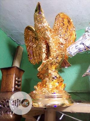 Unique Foreign Gold Coloured Eagle Home & Office Decor | Arts & Crafts for sale in Lagos State, Lekki