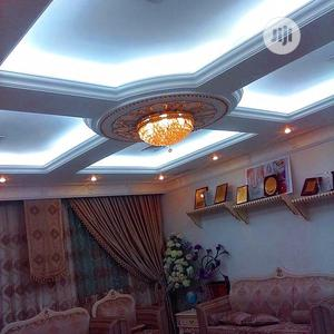 Wallpaper, 3d Panel, Tv Wall Design,Pop Wall, Pop Ceiling . | Building & Trades Services for sale in Lagos State, Victoria Island