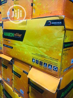 200ah 12v Amaron Quanta Battery Available With 1yr Warranty | Solar Energy for sale in Lagos State, Lekki