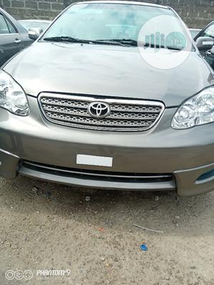 Toyota Corolla 2006 1.8 VVTL-i TS Gray | Cars for sale in Lagos State, Apapa