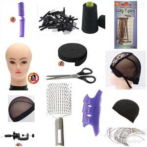 Complete Set Of Wigs Toos | Tools & Accessories for sale in Lagos State, Ojo