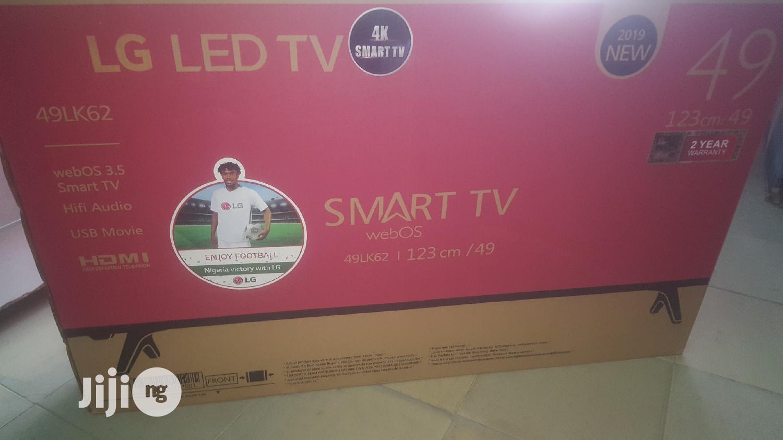 "Brand New LG 49""Inch Smart Internet Full HD TV"