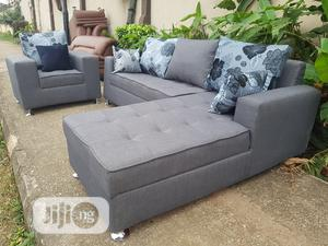 Modern Design L Shape With Single | Furniture for sale in Lagos State, Badagry