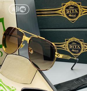 Designer Sunglasses Gold   Clothing Accessories for sale in Lagos State, Lagos Island (Eko)
