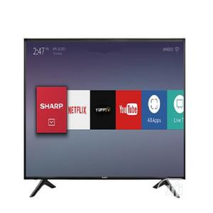 """Maxi 55"""" Inches Smart LED Full HD TV 