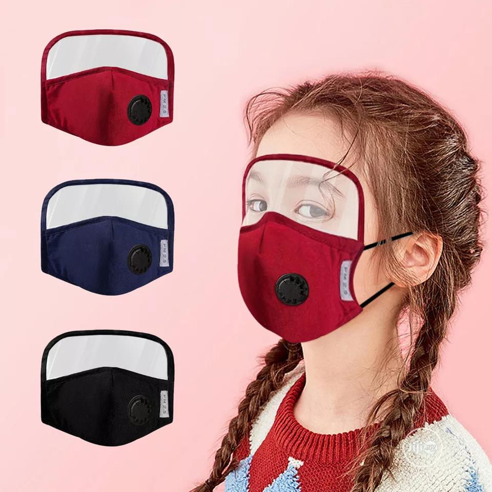 Kids Face And Nose Shield   Safetywear & Equipment for sale in Port-Harcourt, Rivers State, Nigeria
