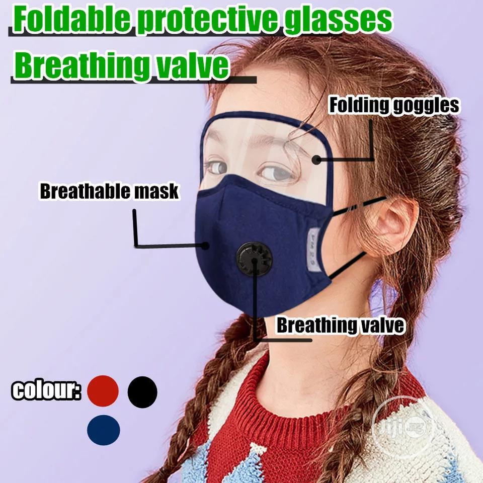 Kids Face And Nose Shield