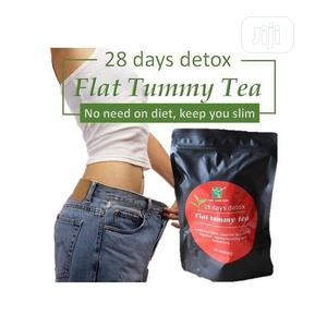 Wins Jown Flat Tummy Tea (28 Days Detox Tea ) | Vitamins & Supplements for sale in Rivers State, Port-Harcourt